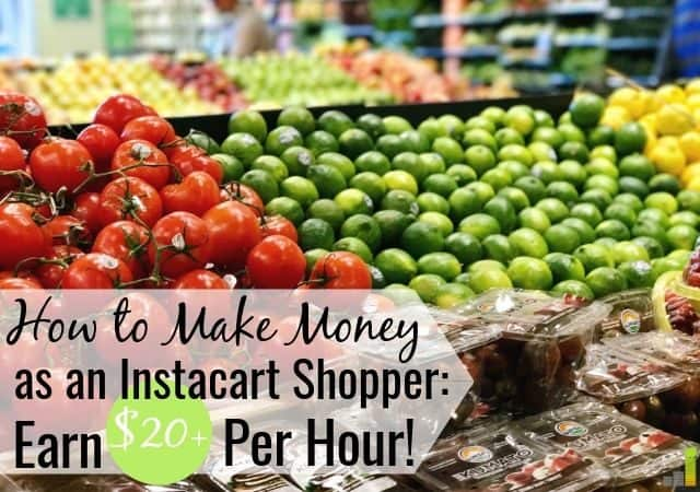 How to Become an Instacart Shopper and Earn $20+ Per Hour