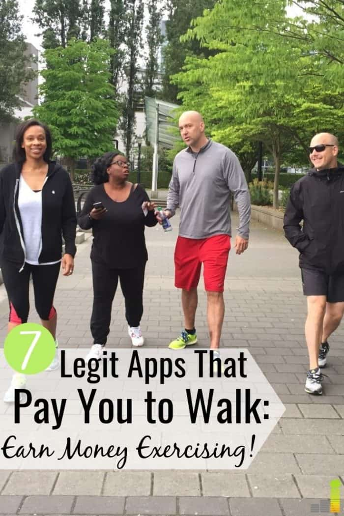 You can get paid to walk on a daily basis. Here are the 7 top apps that will pay you to walk to help you stay healthy or serve as a good side hustle option.