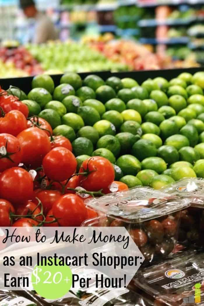 How to Become an Instacart Shopper and Earn $20+ Per Hour - Frugal Rules