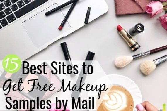 Do youWant to get free makeup samples by mail? Here are the 15 best places to get free beauty samples and save money on your cosmetics needs.
