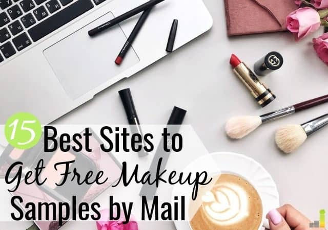 Do you Want to get free makeup samples by mail? Here are the 15 best places to get free beauty samples and save money on your cosmetics needs.