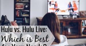 Choosing between Hulu vs. Hulu Live is difficult. We share the differences between Hulu vs. Hulu Plus so you can see which streaming option is best for you.