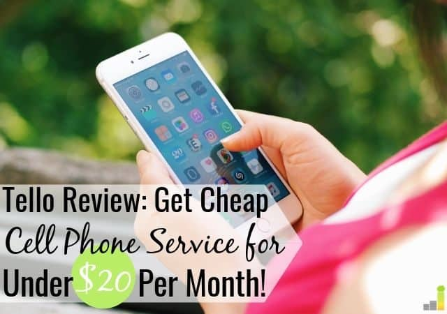 Tello Review: Get Cell Service for Under $20 Per Month - Frugal Rules