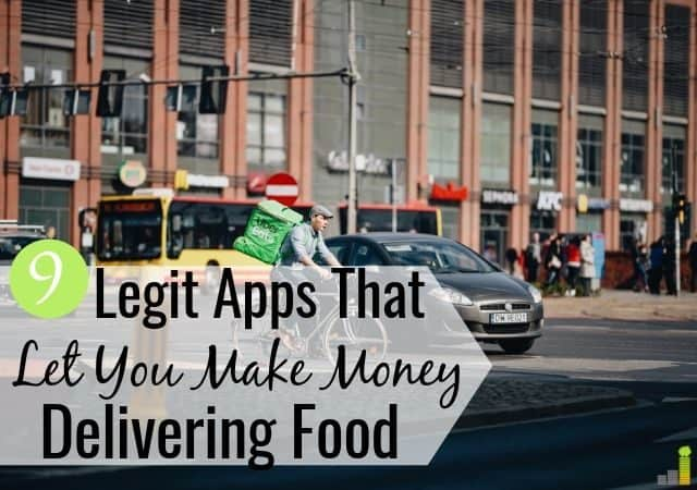 9 Best Delivery App Jobs to Make Extra Money - Frugal Rules