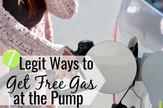 There are many ways to get free gas at the pump and cut costs. Here are 7 legit ways to save money on gas to help relieve monthly transportation costs.