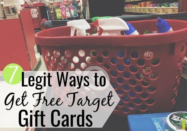 You can get free Target gift cards in many ways. Here are the 7 best apps to earn free Target gift cards to save money on all of your shopping needs.