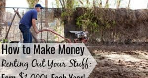 You can rent your stuff out for money as a side hustle. Here are the 9 top things to rent out to make money, and the best apps to use for earnings.