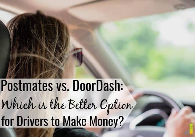 Postmates vs  DoorDash: Which is Better for Drivers