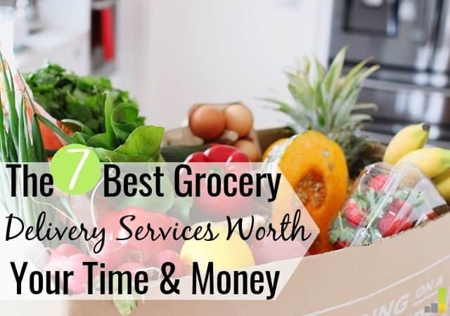The best grocery delivery services save time for other needs. Here are the 7 top online meal delivery services, along with what they cost and offer.