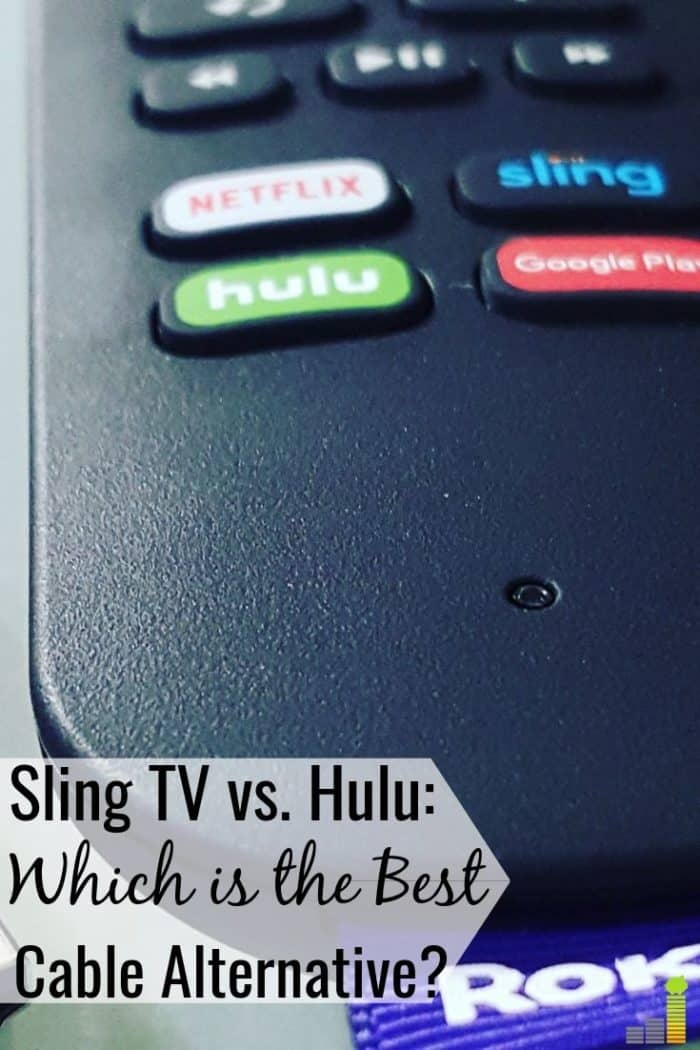 Many debate Sling TV vs Hulu Live when cutting the cord. We review Hulu vs Sling to determine which is the best alternative to replace cable.