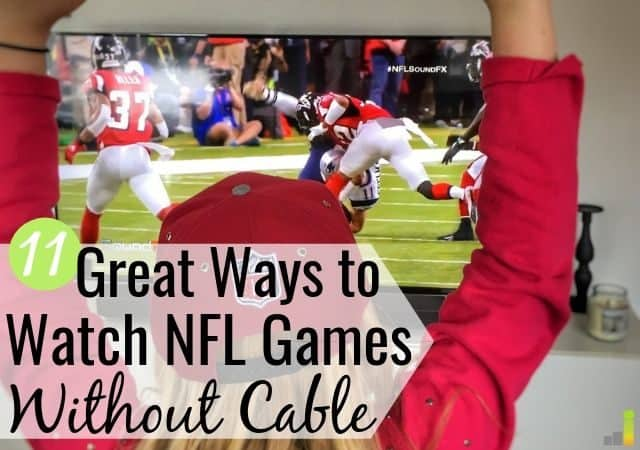 Parity Best Way To Stream All Nfl Games Up To 62 Off