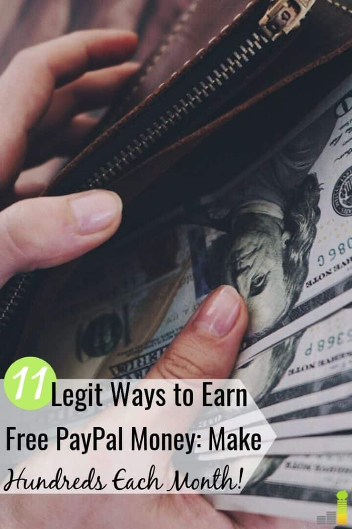 You can earn free PayPal money instantly in many ways. Here are the 11 best apps to make money for PayPal that you can use without a charge.