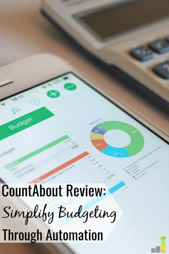 CountAbout is an online budgeting app that helps manage your money. Our CountAbout review shares how the app works and how to try the service for free.