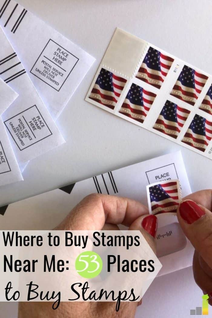 Where To Buy Stamps Near Me 53 Places To Buy Stamps