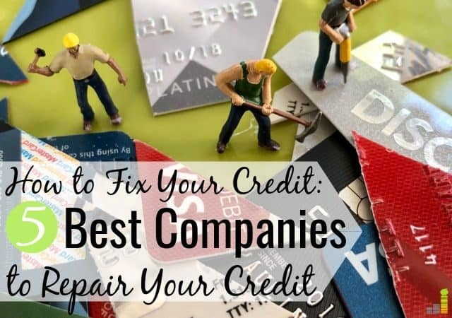 Legitimate Credit Repair Companies >> 5 Best Credit Repair Companies To Fix Your Credit Frugal Rules