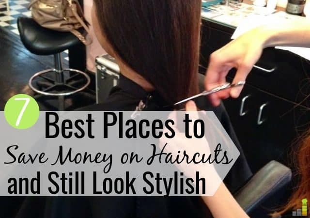 7 Best Places to Get Cheap Haircuts Near Me , Frugal Rules