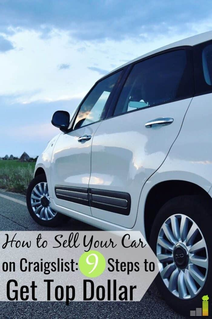 Want to know how to sell a car on Craigslist quickly and safely? Here are 9 tips to follow to sell a car privately for more money and with little hassle.