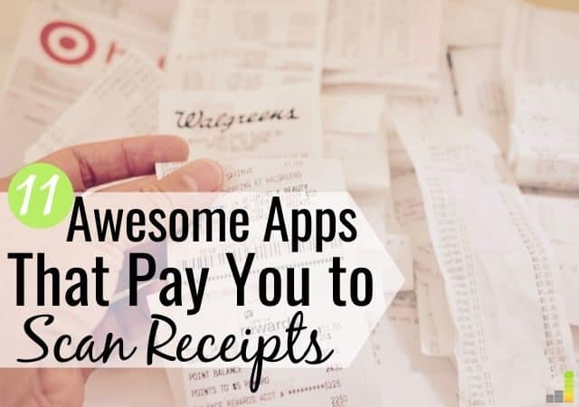 You can scan grocery receipts for money to lower costs. We share the 11 best apps to earn money by scanning receipts for free and lower your budget.