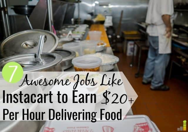 Delivery jobs like Instacart Shopper are a good way to earn extra cash. Here are the 7 best gigs similar to Instacart Shopper to make money delivering food.