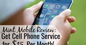 Mint Mobile is one of the best cheap cell phone plans available. Read our Mint Mobile review to see how their promo code gets you service for $15 per month.