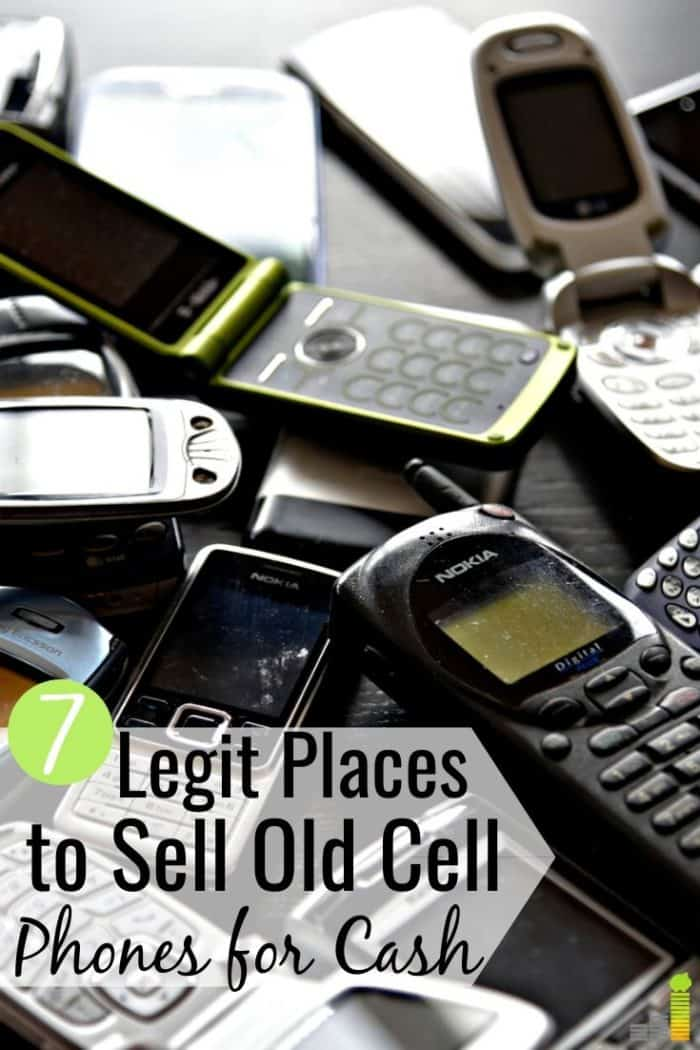 You can sell old cell phones for cash and help the environment. Here are the 7 best places that buy old cell phones for top dollar in a week or less.