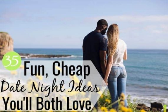Cheap date night ideas let you save and have fun with your partner. Here are 35 fun date ideas for couples on a budget that don't scrimp on experience.