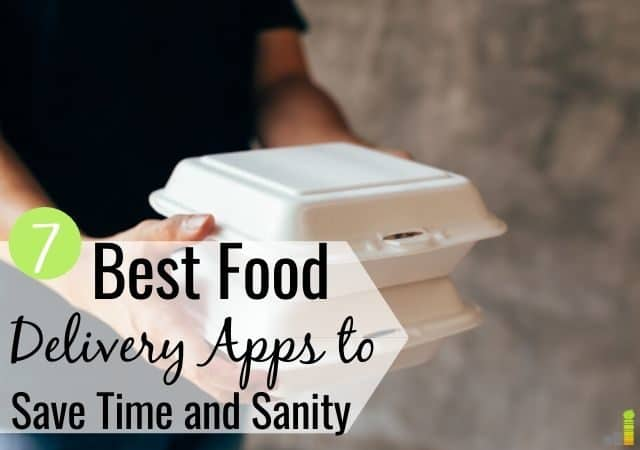 The best food delivery apps let you get a meal at your door for cheap. Here are the 7 best food delivery services near you to save money on your next meal.