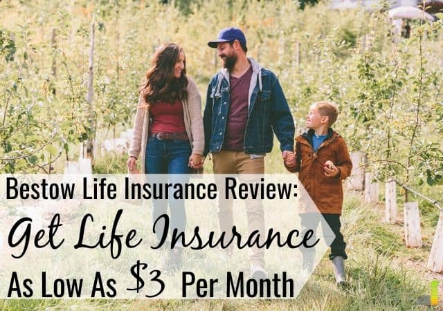 Finding cheap term life insurance doesn't have to be time-consuming. It only takes five minutes to see if you qualify for life insurance policy by Bestow.