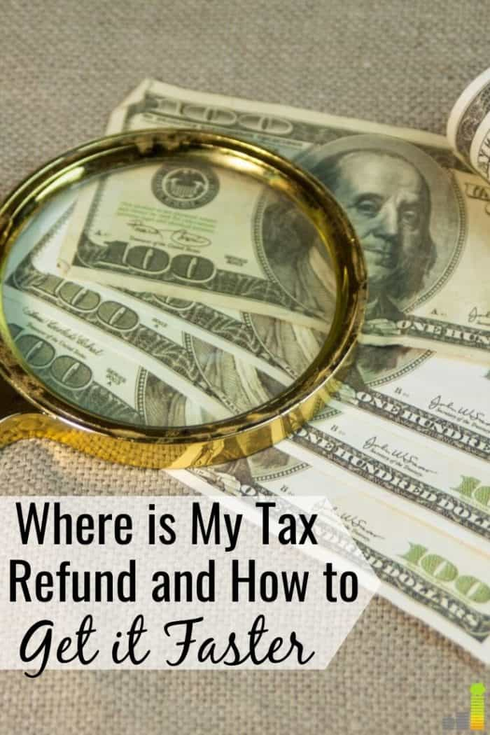 When will I get my tax refund is an oft-asked question in tax season. Here's how to use the IRS tax refund tracker to learn the answer to where's my refund.