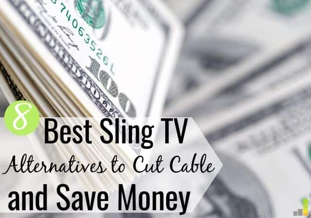The best alternatives to Sling TV let you get your favorite shows for less. Here are the 8 best Sling TV alternatives to cut the cord and save money.