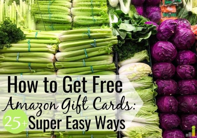 Want to know how to get free Amazon gift cards? Here are 25+ legit ways you can earn Amazon gift cards online and save money on all your purchases.