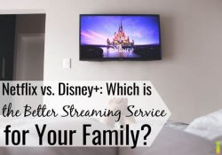 Choosing between Netflix vs. Disney Plus is tough for many families. We compare Disney+ and Netflix content and cost to see which is best for your needs.