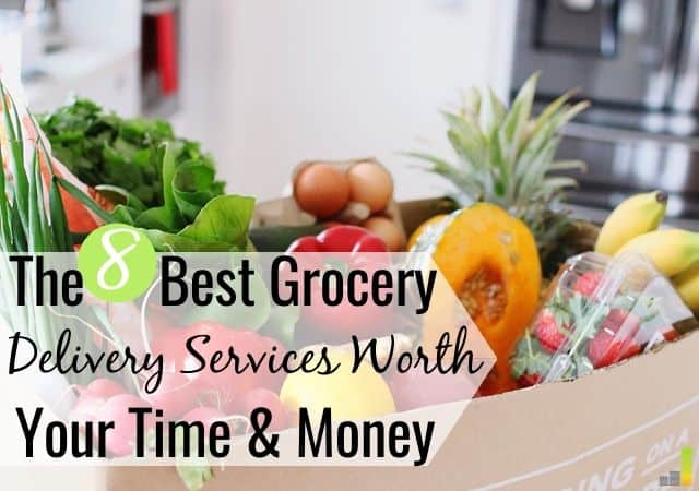 The best grocery delivery services save time for other needs. Here are the 8 top online meal delivery services, along with what they cost and offer.