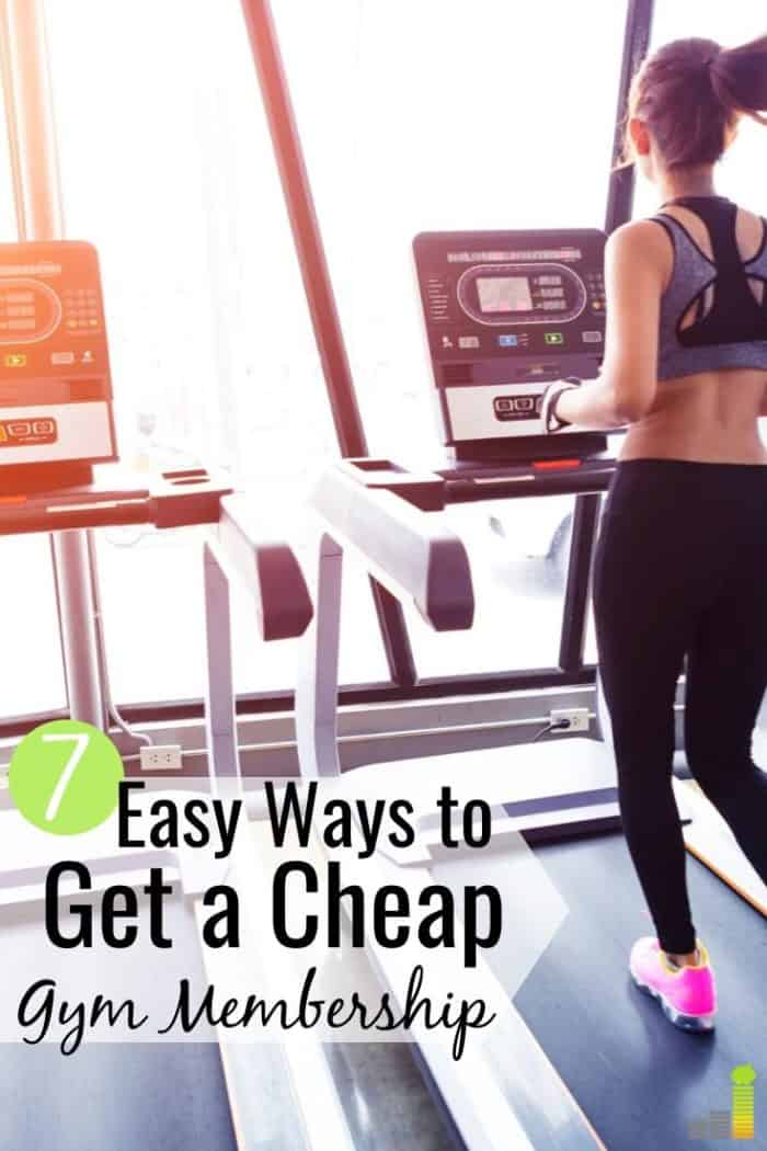 Looking for a cheap gym membership but having no luck? Here are the 7 best ways to find a low-cost gym that will let you exercise without paying a fortune.