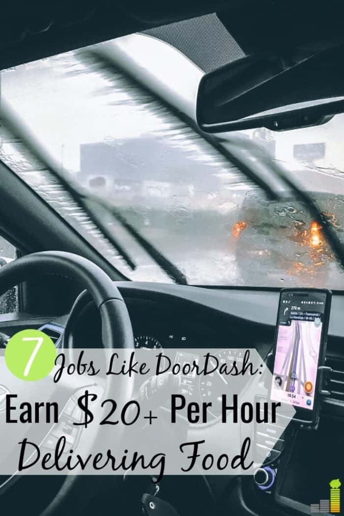 Delivery jobs like DoorDash are a great way to make extra money in your free time. Here are the 7 best driver apps like DoorDash to make $18+ per hour.