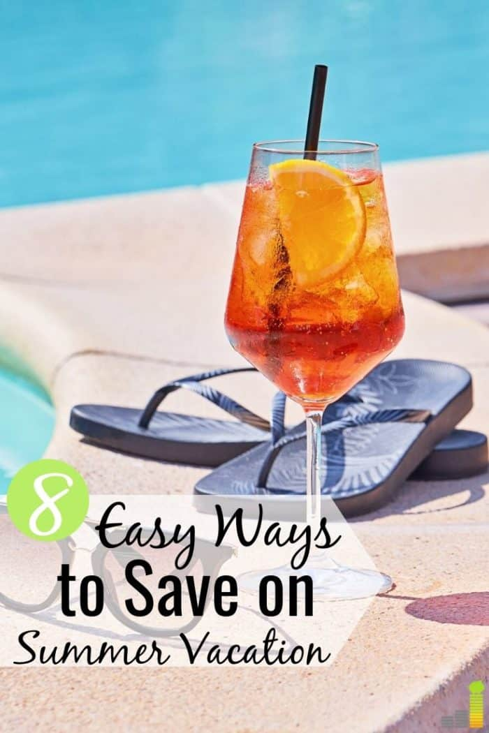 You can save money on summer vacation and still have fun. Here are 8 ways to save money and have the vacation of a lifetime without guilt or debt.