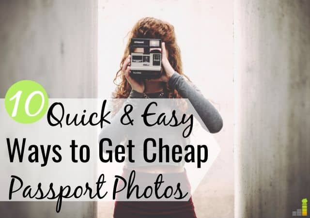 Looking for cheap passport photos near me and don't know where to go? Here are the 10 best places to get passport pictures and save money for other things.