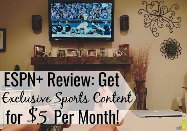 ESPN+ is a standalone app that has exclusive sports content. Our ESPN Plus review shows how the app works and what shows you get for $4.99 per month.