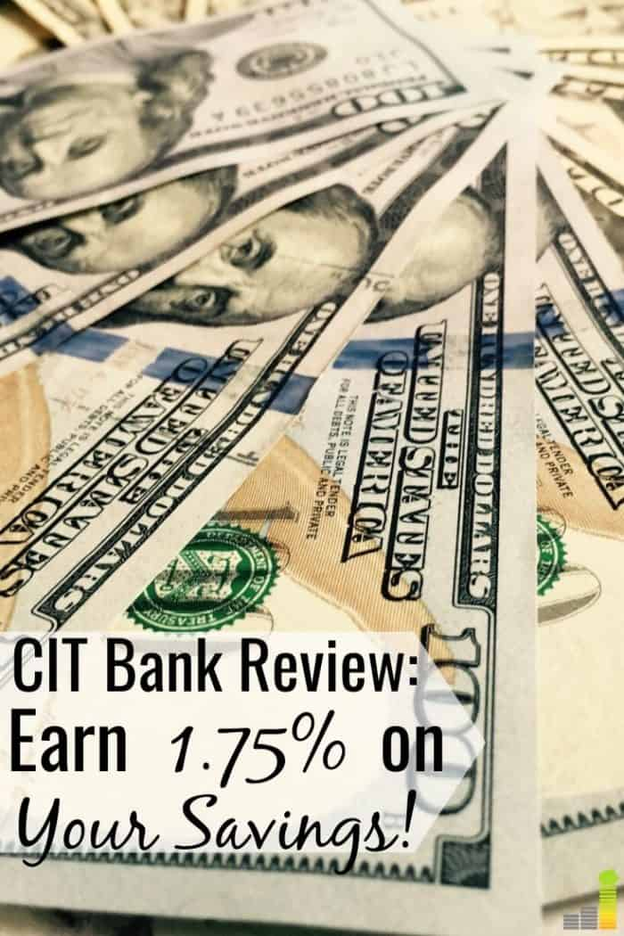 CIT Bank has great rates on savings and money market accounts. Read our CIT Bank review to see how they can help you earn more money on your savings.