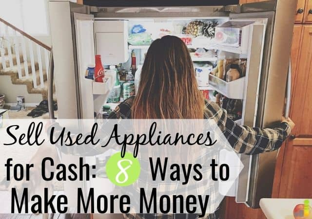 Want to know where to sell used appliances for cash near me? Here are the 8 best places to recycle old appliances for cash and lower the cost of a new one.