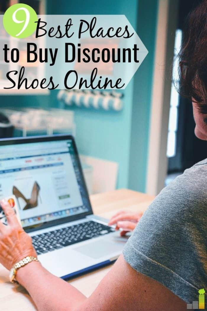 The best places to buy discount shoes online save you money without giving up comfort. Here are the 9 best shoe sites to save money and still be stylish.