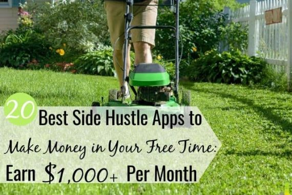 The best side hustle apps let you make money on the side with little skill. Here are the 20 best side gig apps you can use to make $1,000+ each month.