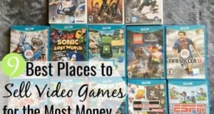 You can make money selling video games and declutter your house. Here are the 9 best places to sell video games for cash online or locally for top dollar.
