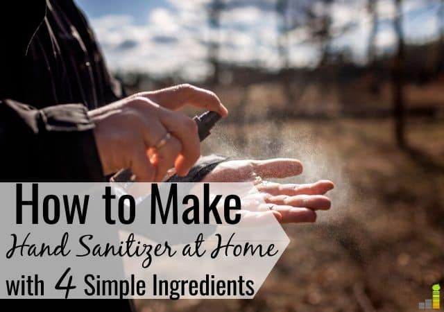 Do you want to know how to make hand sanitizer at home? Here are the ingredients to make alcohol-based hand sanitizer to protect yourself against germs.