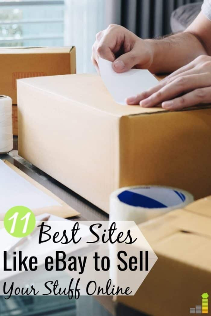 11 Auction Sites Like Ebay To Sell Your Stuff Online Frugal Rules