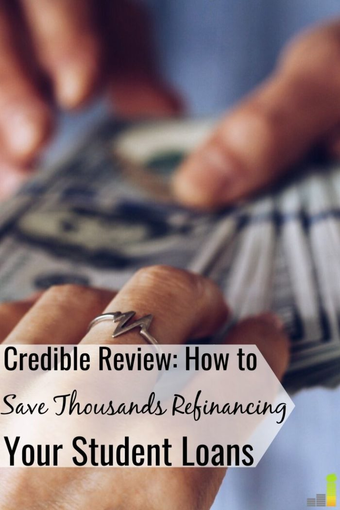 Credible is a lending marketplace that lets you compare rates for refinancing. Read our Credible review to see how much they can help you save on your debt.