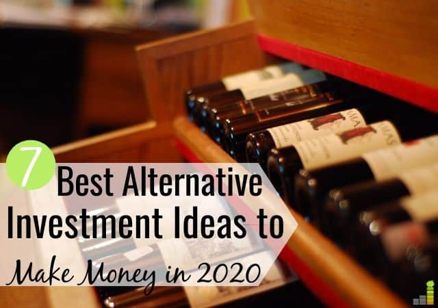 Alternative investment options are a great way to diversify your investing. Here are 7 top stock market alternatives to pursue to grow your wealth.