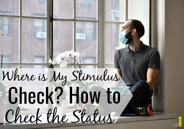 Are you asking where is my stimulus check from the IRS? Here's how to check the status of your stimulus check and best uses for the funds during the crisis.