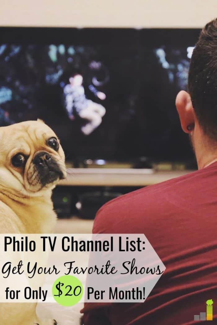 Our Philo TV channels list covers how you can get your favorite shows for only $20 per month. See why Philo TV is the cheapest alternative to cable.
