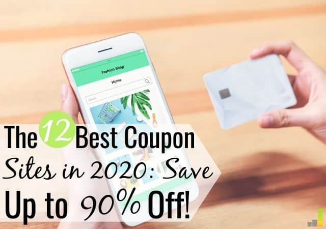 The best coupon sites help you save money and time when shopping. Here are 12 of the best free coupon sites to save money on groceries or shopping online.